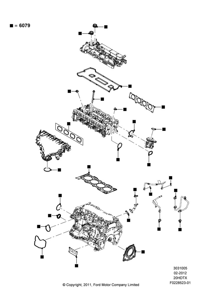 focus st 225 engine diagram