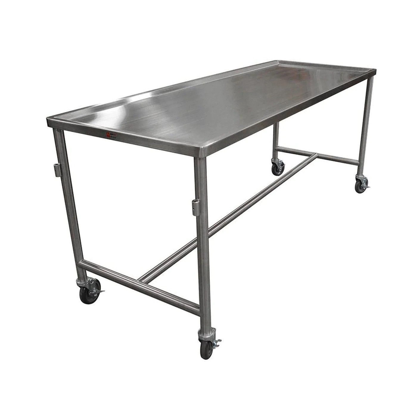 Metal Table Anatomy Dissection Tables Mortech Manufacturing Company Inc