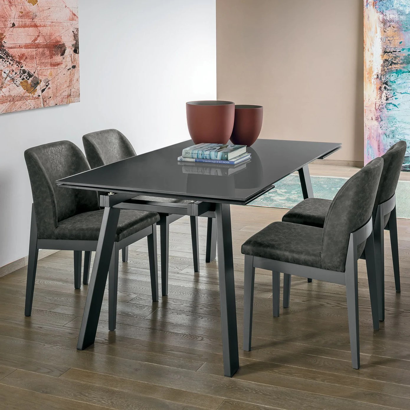 Giove 160 Dining Table Target Point Dining Room Furniture