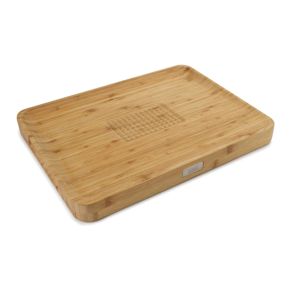 Tablet Küchenbrett Joseph Joseph Cut Carve Bamboo Chopping Board