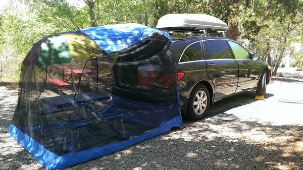 Car Carrier Height Tail Veil Tent Rainfly – Teardropshop
