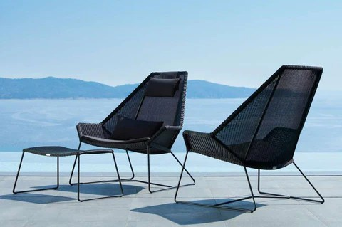 Modern Outdoor Furniture Contemporary Patio Chairs