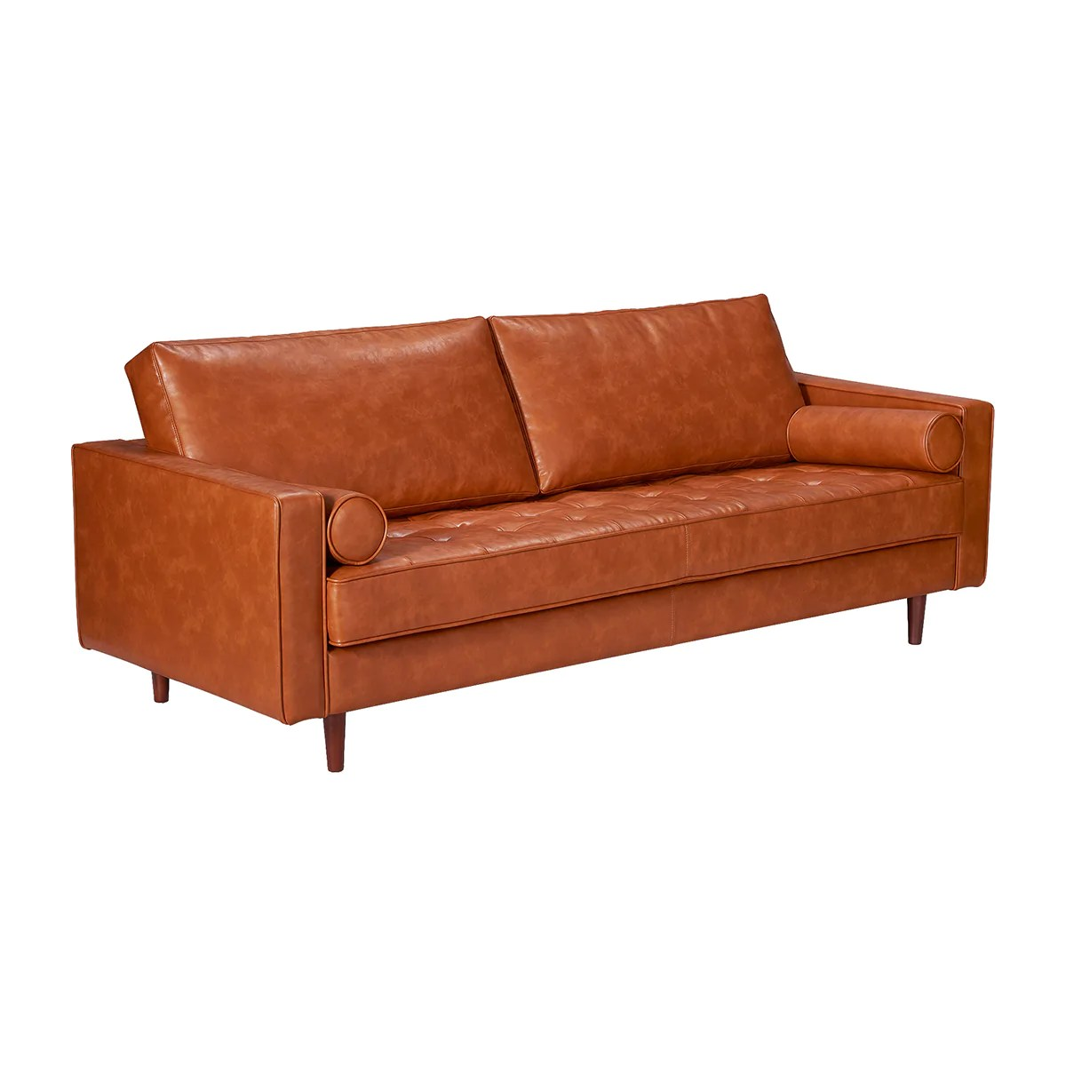 Life Interiors Buy Harper 3 Seater Leather Sofa Furniture Online Or In Store