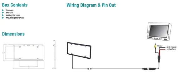 bmw e46 reverse camera wiring diagram