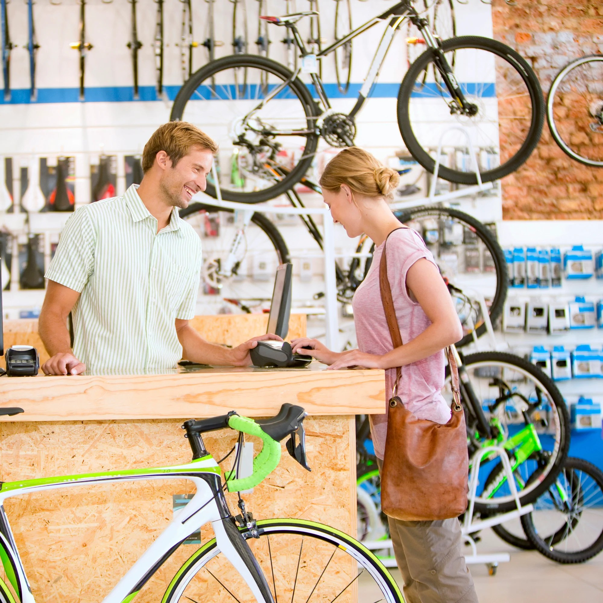 A Bike Store Buying A Bike From A Bike Shop Vs Buying Online