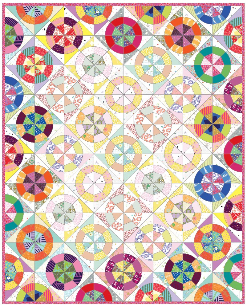 Quilt Online Kaufen Patterns And Kits Victoria Findlay Wolfe Quilts