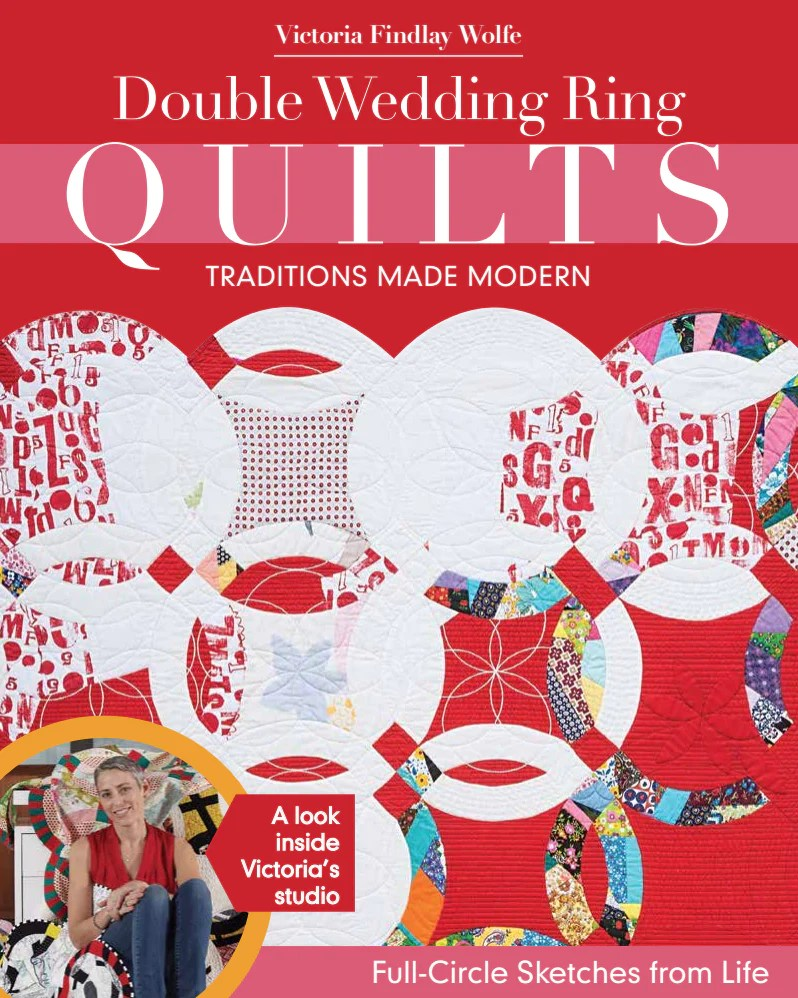 Moderne Quilts Bestsellers Double Wedding Rings Traditions Made Modern