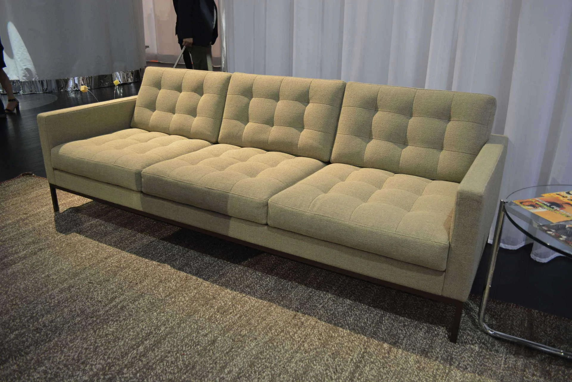 Florence Knoll Sessel Florence Knoll Relax 3 Seat Sofa