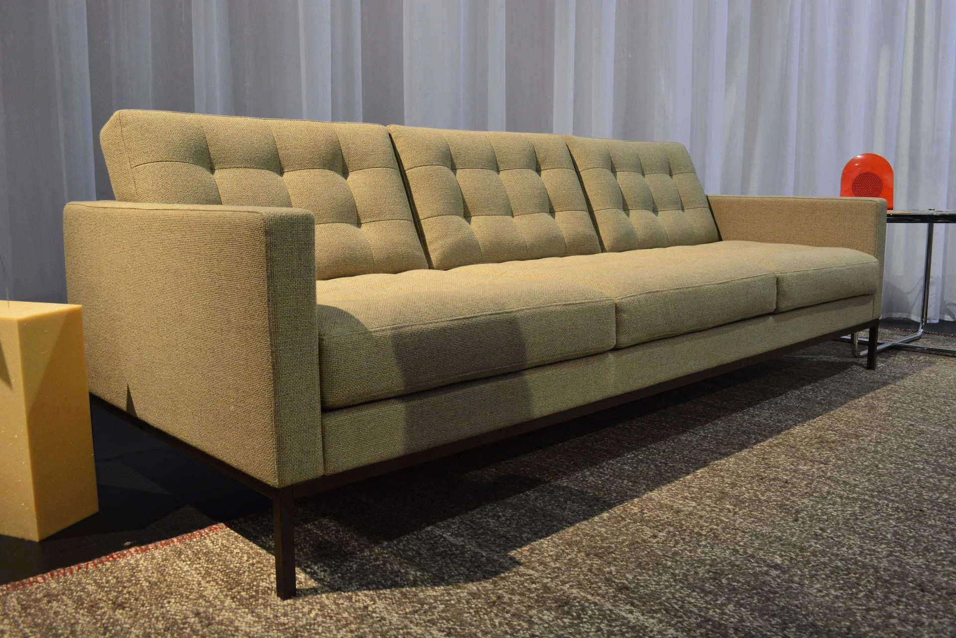 Relax Sofa Florence Knoll Relax 3 Seat Sofa