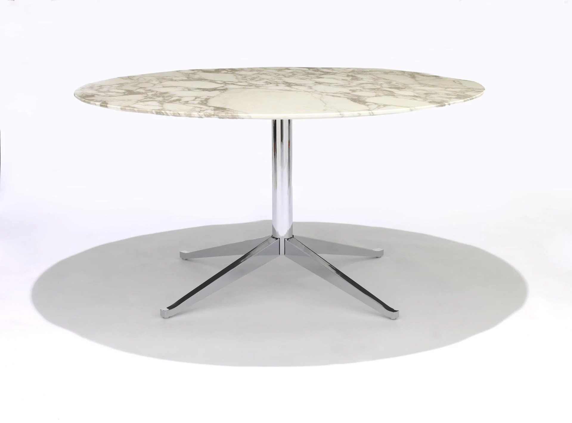 Knoll Table Florence Knoll Round Table