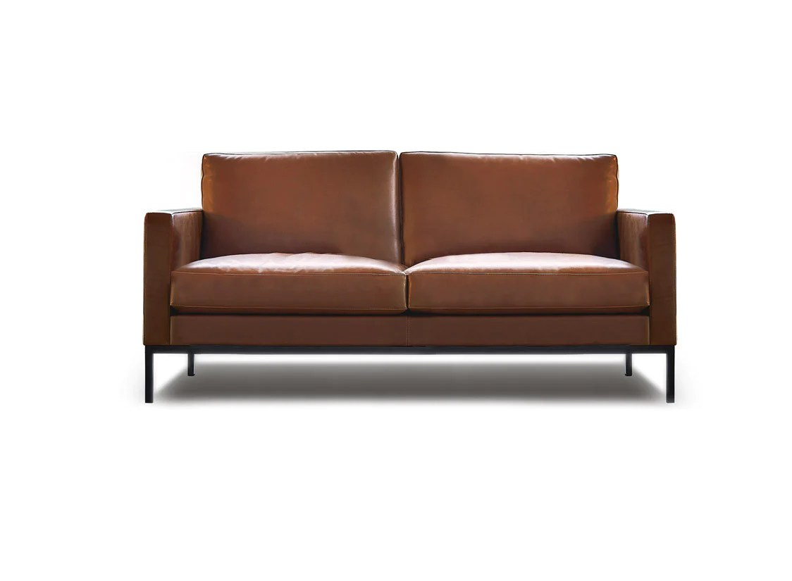 Florence Knoll Sessel Florence Knoll Relax 2 Seat Sofa Untufted