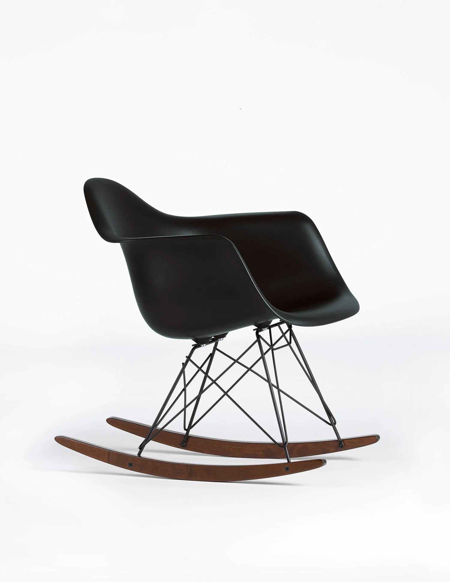 Eames Rar Eames Rar Rocking Chair Black Version