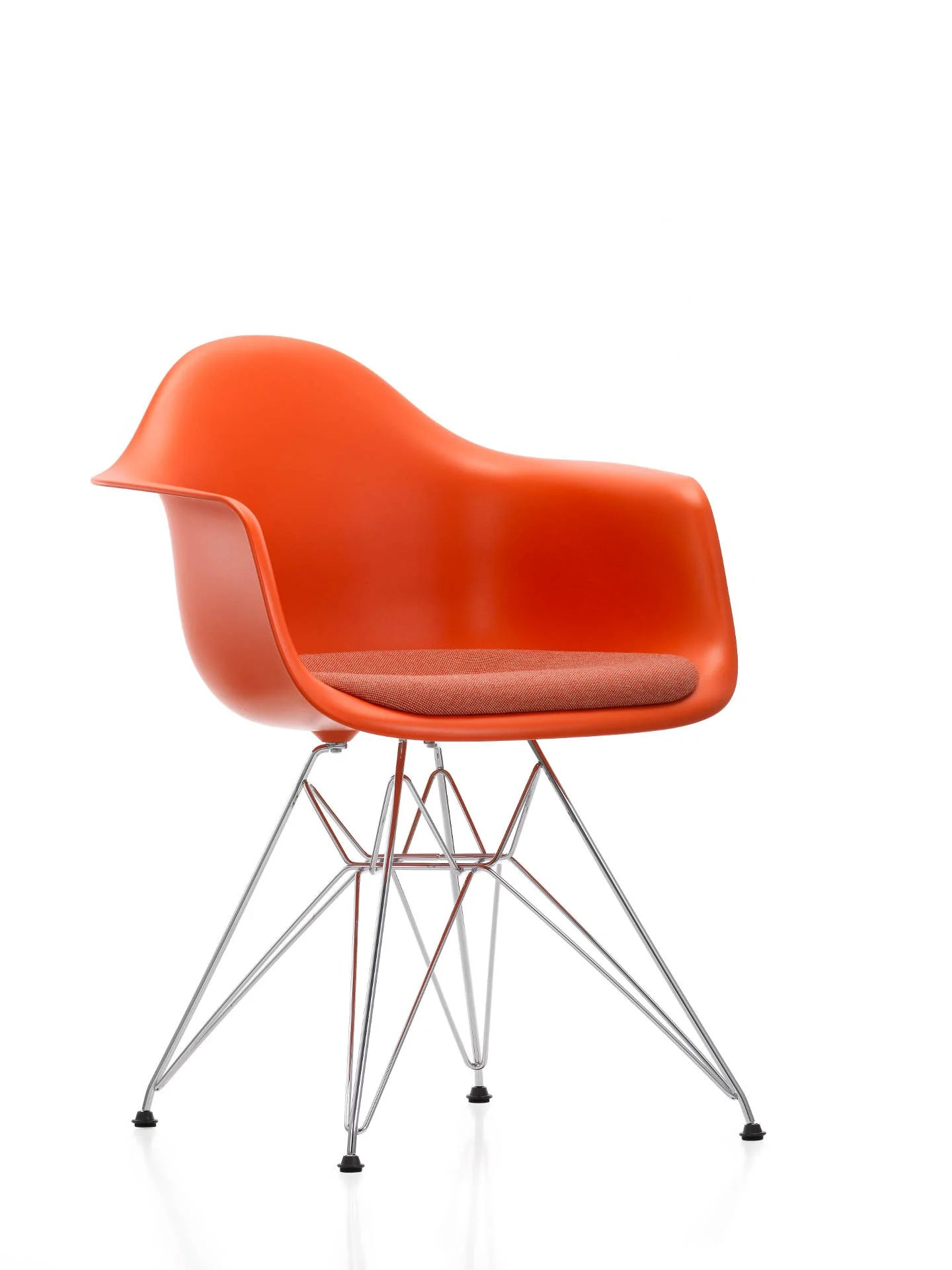 Eames Chair Dar Eames Dar Chair Seat Upholstered