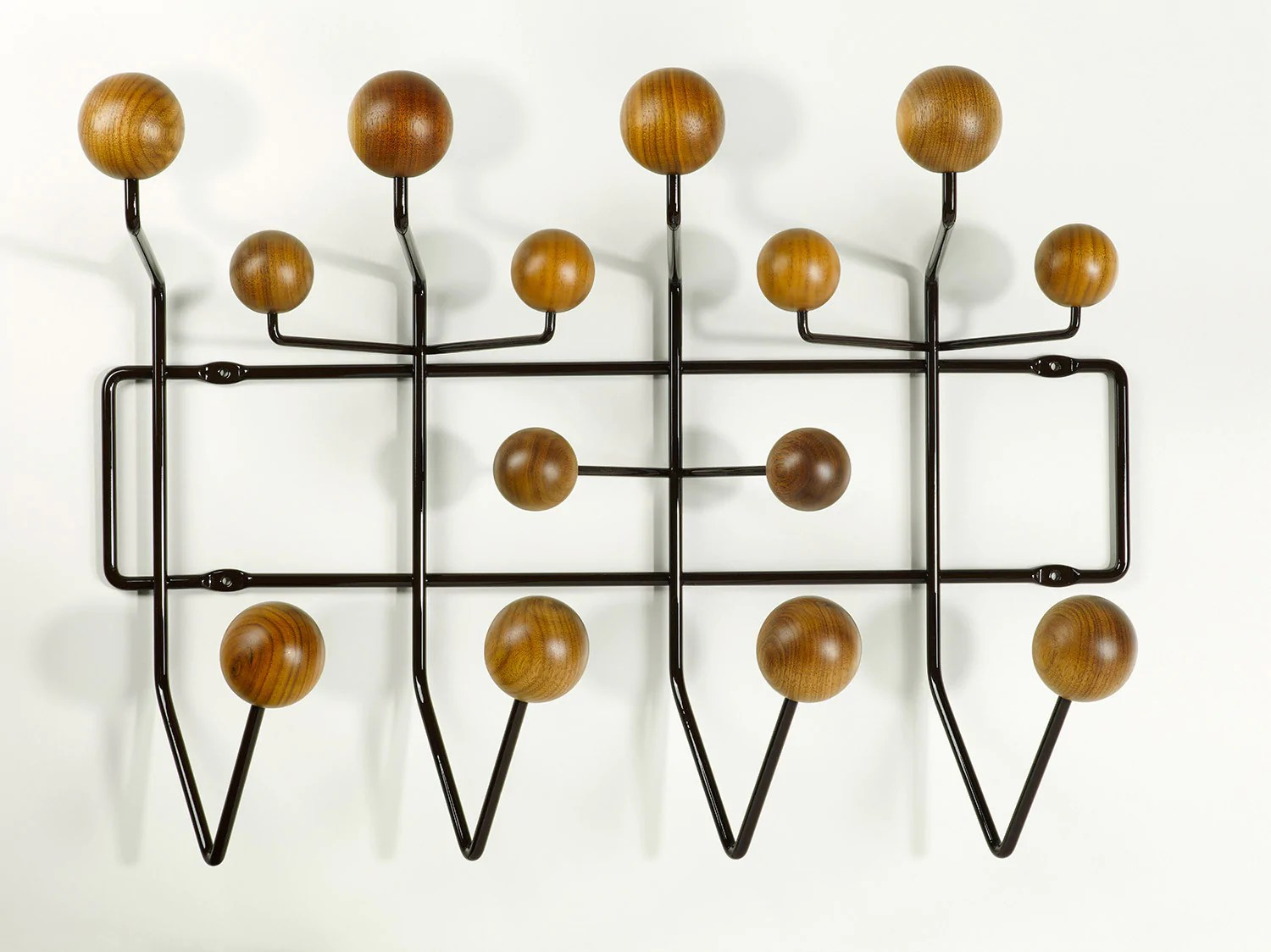 Eames Hang It All Walnut Couch Potato Company
