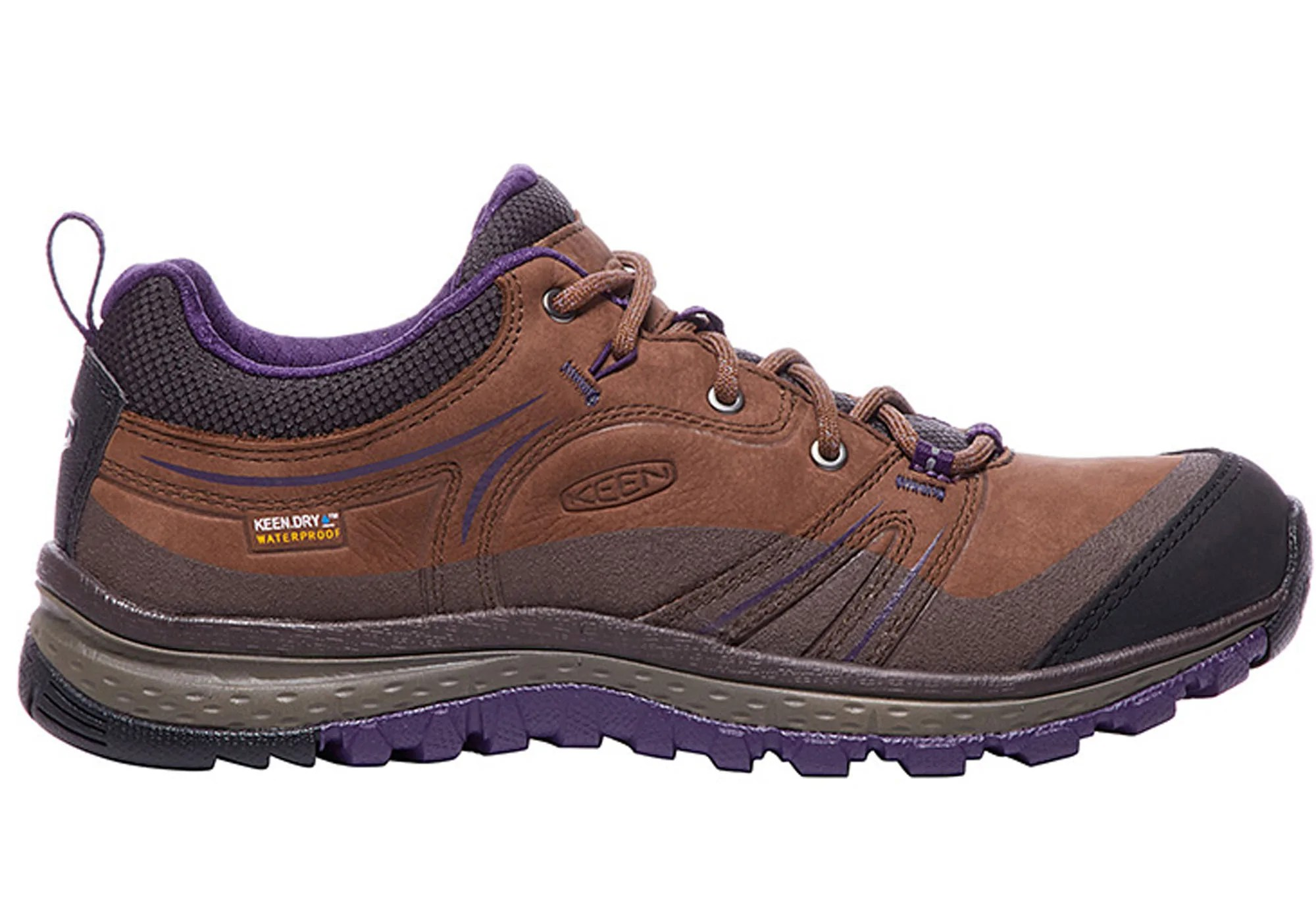 Keen Terradora Leather Waterproof Womens Comfort Hiking