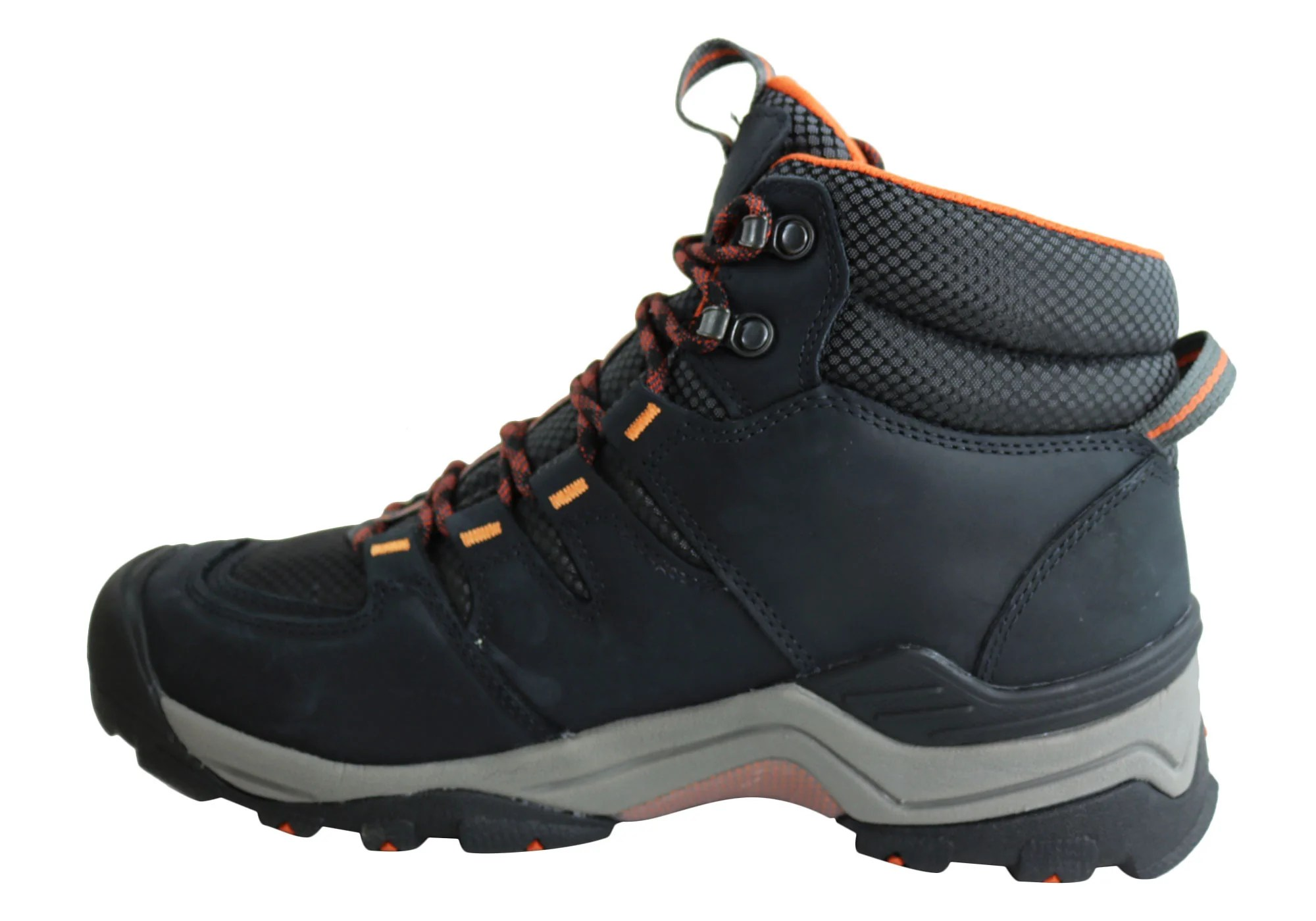Keen Gypsum Ii Mid Mens Comfortable Waterproof Wide Fit