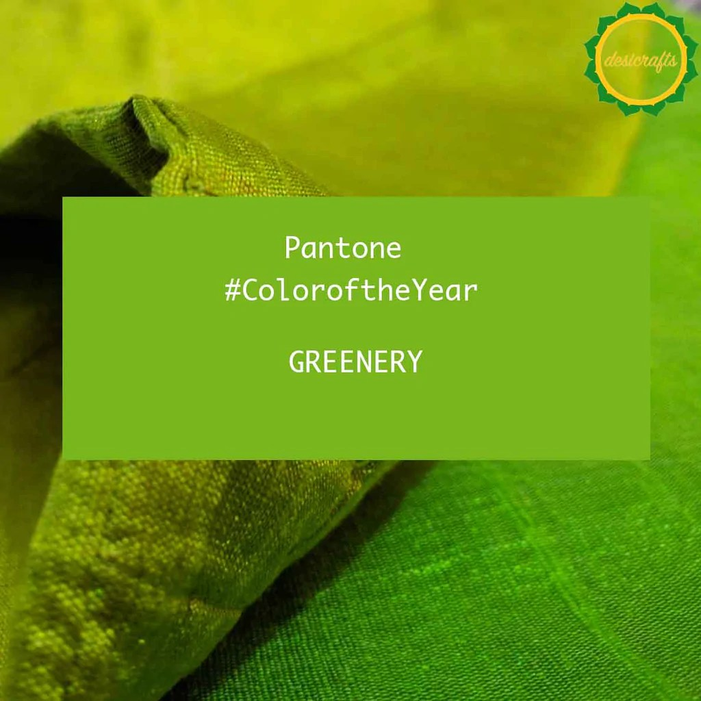 Greenery Pantone Pantone Color Of The Year 2017 Greenery Is Here Desicrafts
