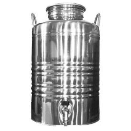 Superfustinox Stainless Steel Water Dispenser Fusti 10