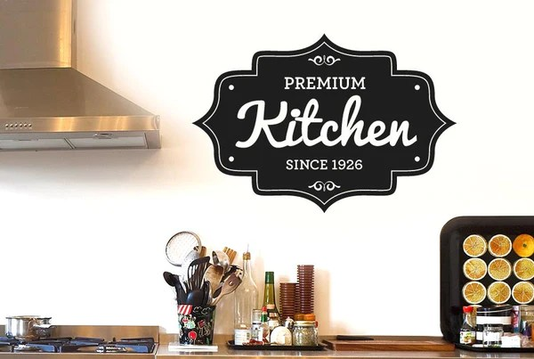 premium kitchen wall stickers wall decals wall art stickers black kitchen wall stickers interior designs architectures ideas