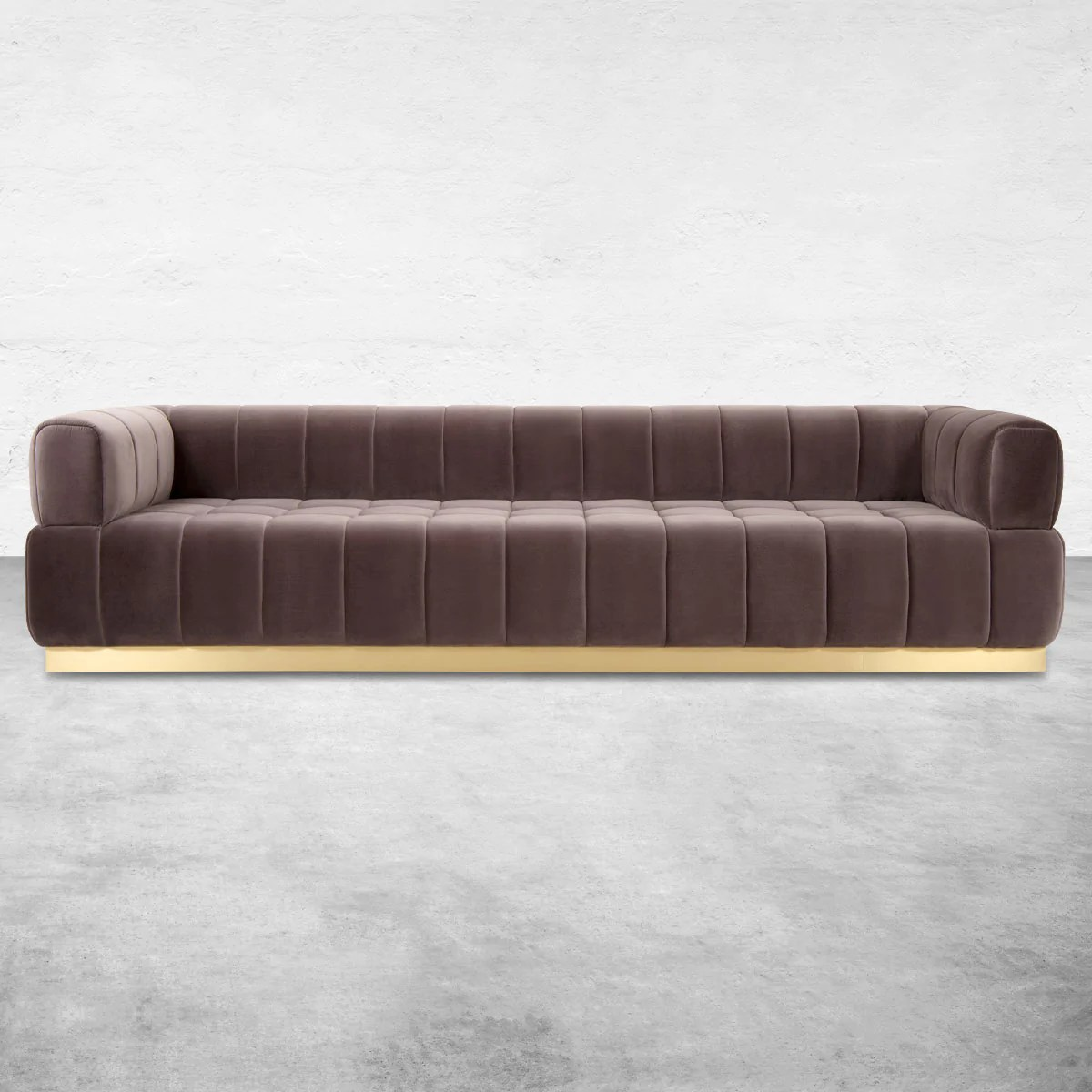 Velvet Sofas Couches Modern Furniture Modshop