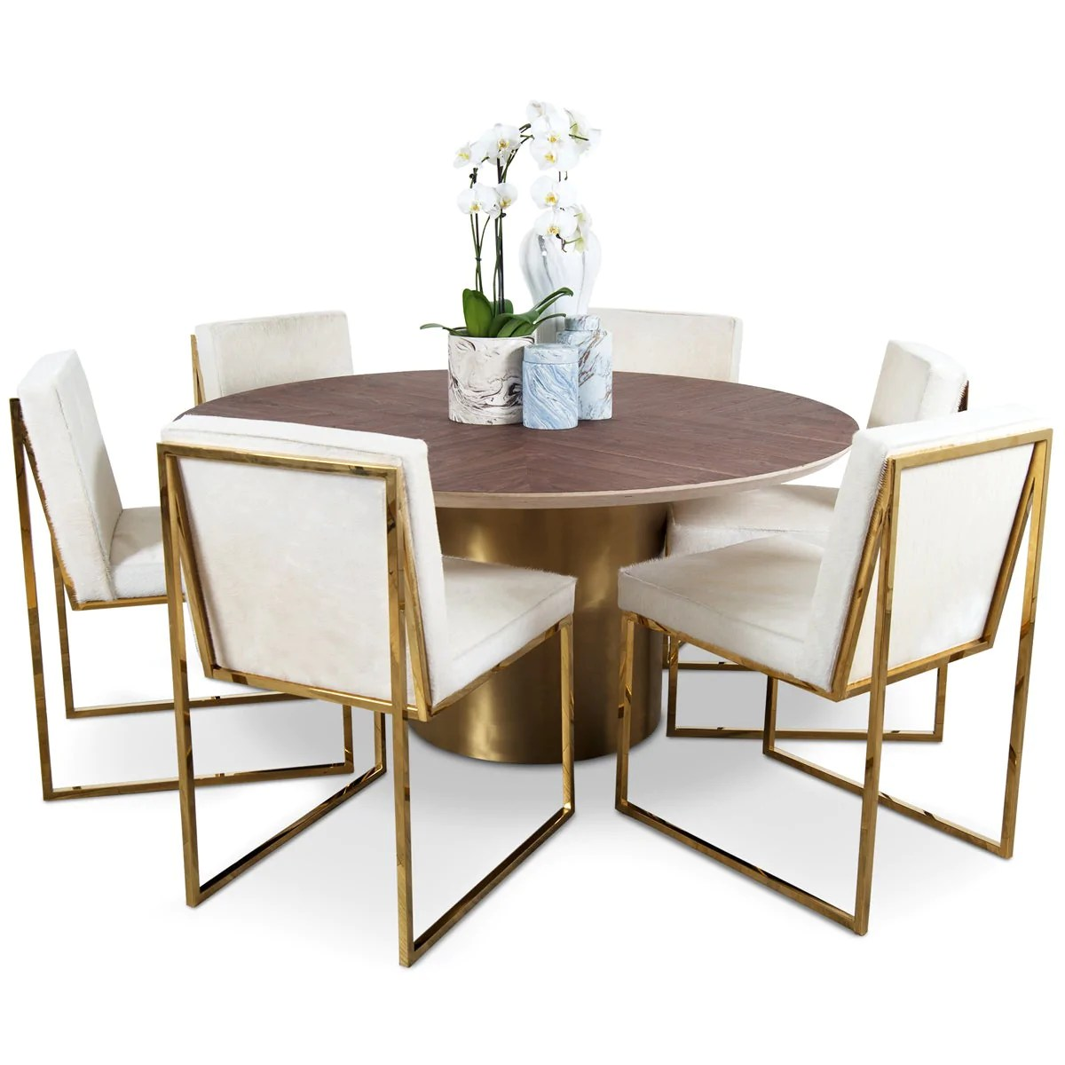 Florence Round Florence Round Dining Table