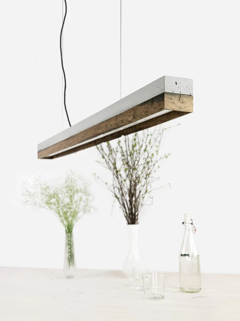 Hängelampe Holz C1 Limited Edition Pendant Light Old Wood Berlin Sold Out