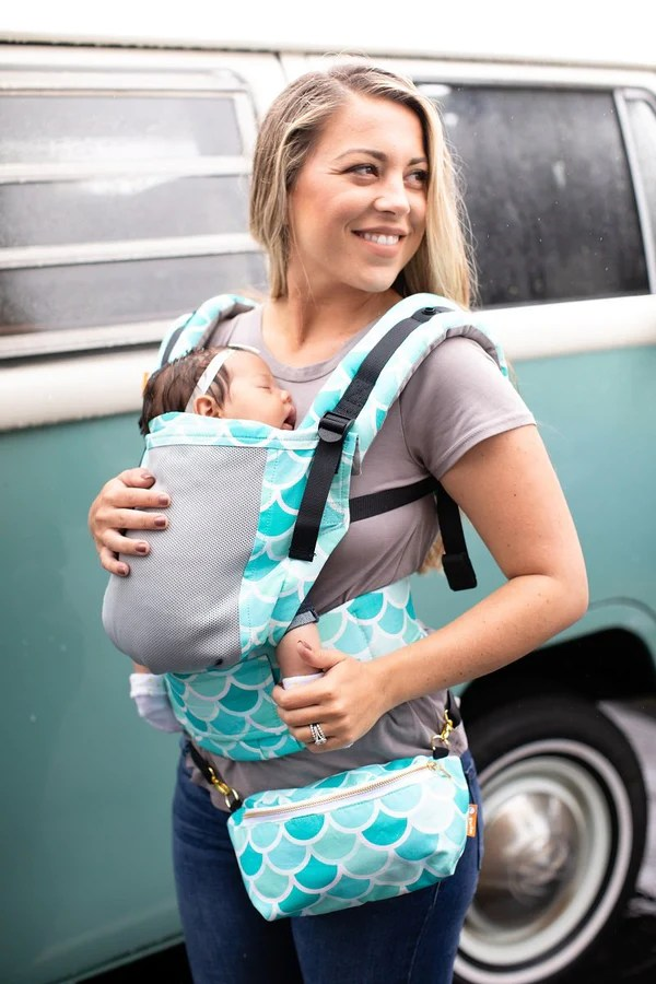 Ergobaby Winter Tula Baby Carrier Standard Carry Them Close
