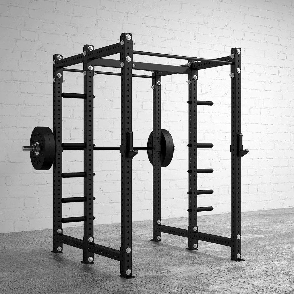 Garage Gym Half Rack Racks And Rigs