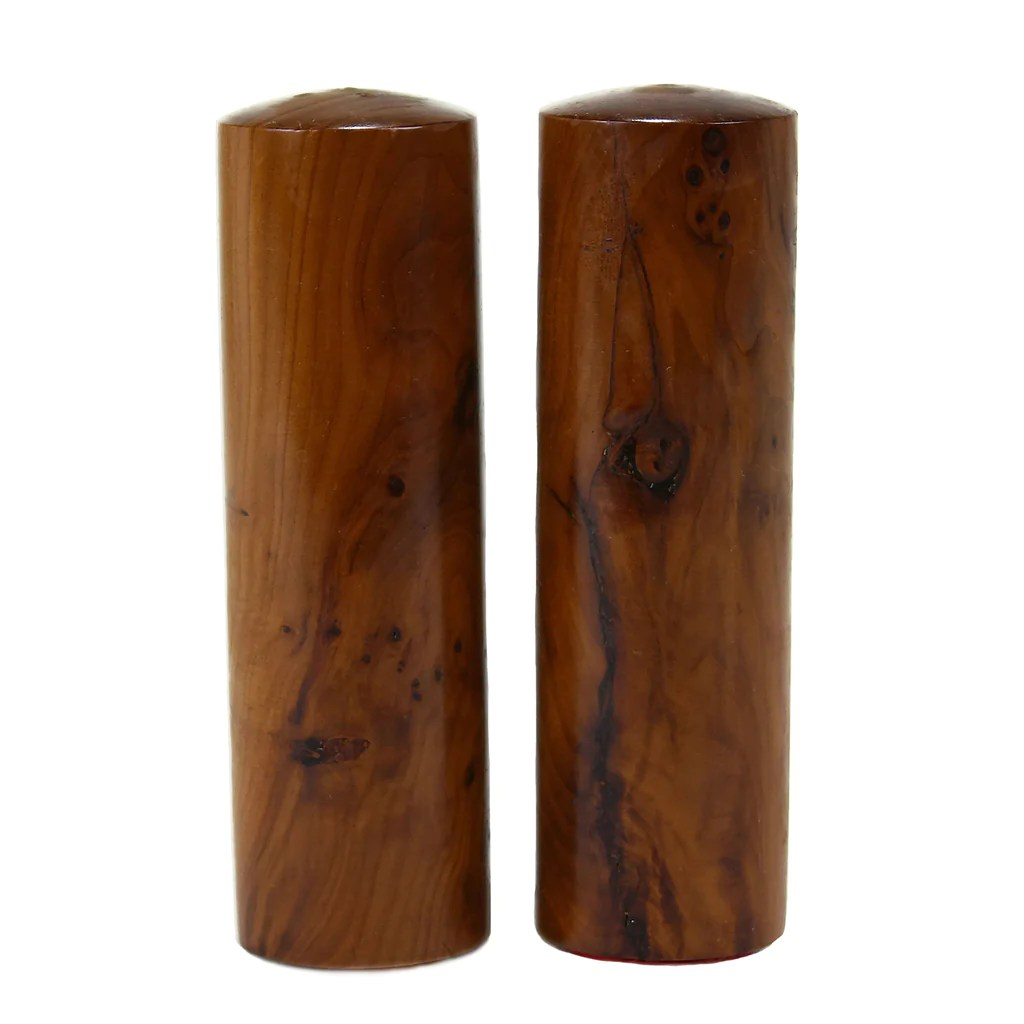 Modern Salt Pepper Shakers Danish Modern Salt Pepper Set Rosewood Mid Century Woodenware