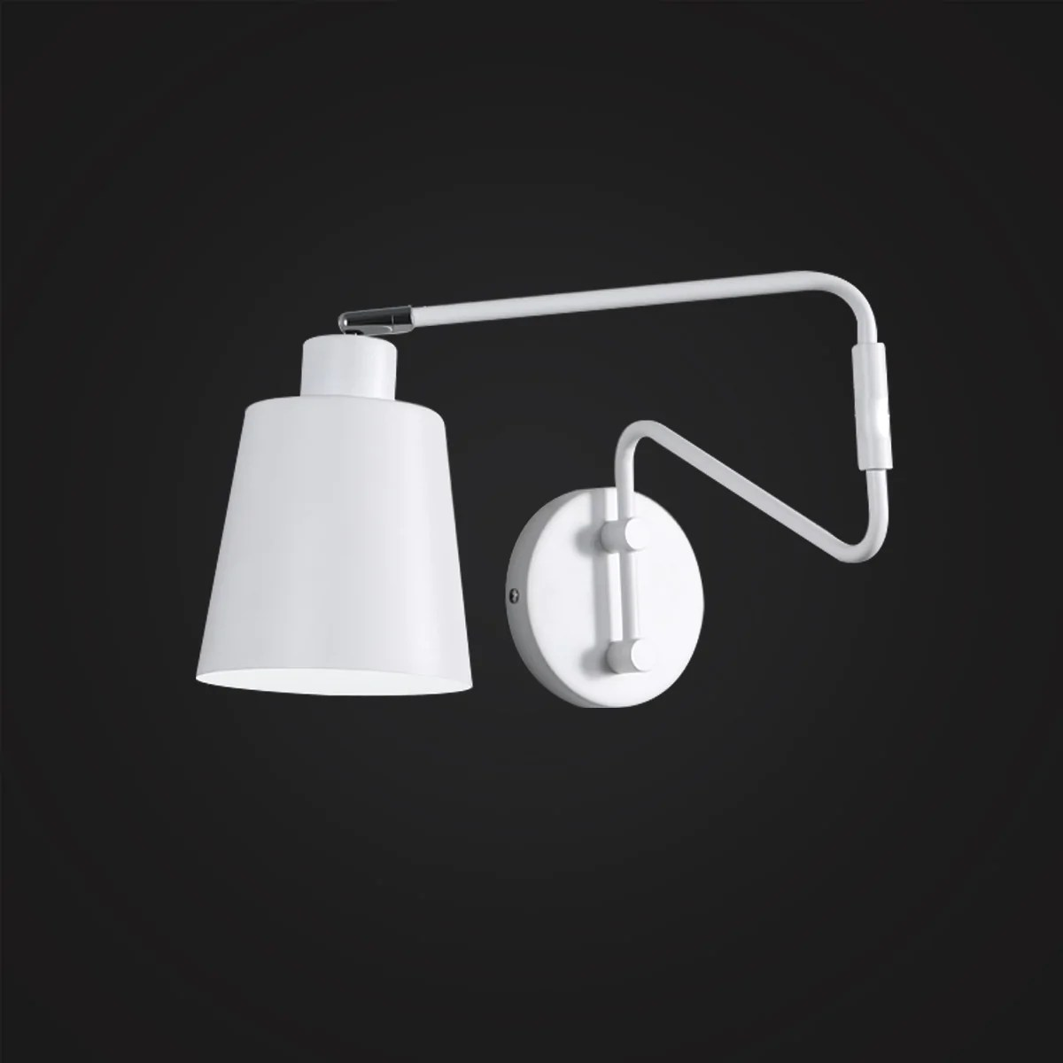 Swing Wall Lamp Madden Swing Arm Wall Lamp