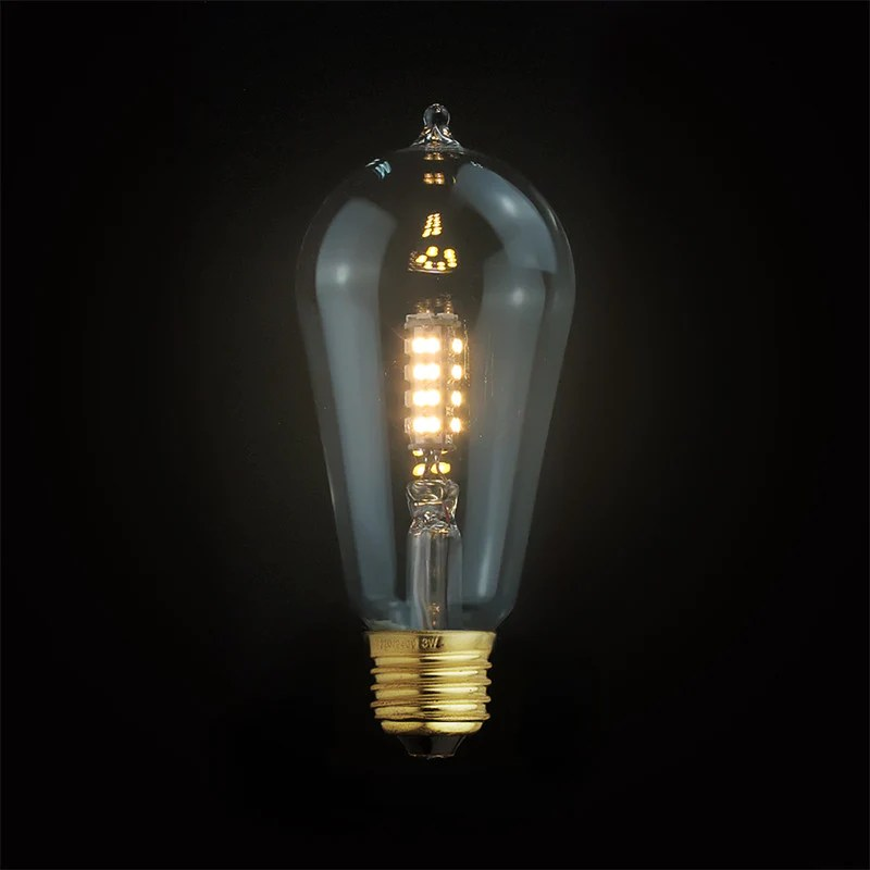 E14 Led Bulb Decorative Led Edison Filament Light Bulb I Energy Saving