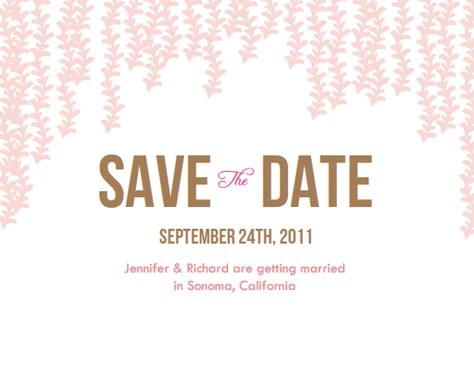 electronic save the date - Blackdgfitness