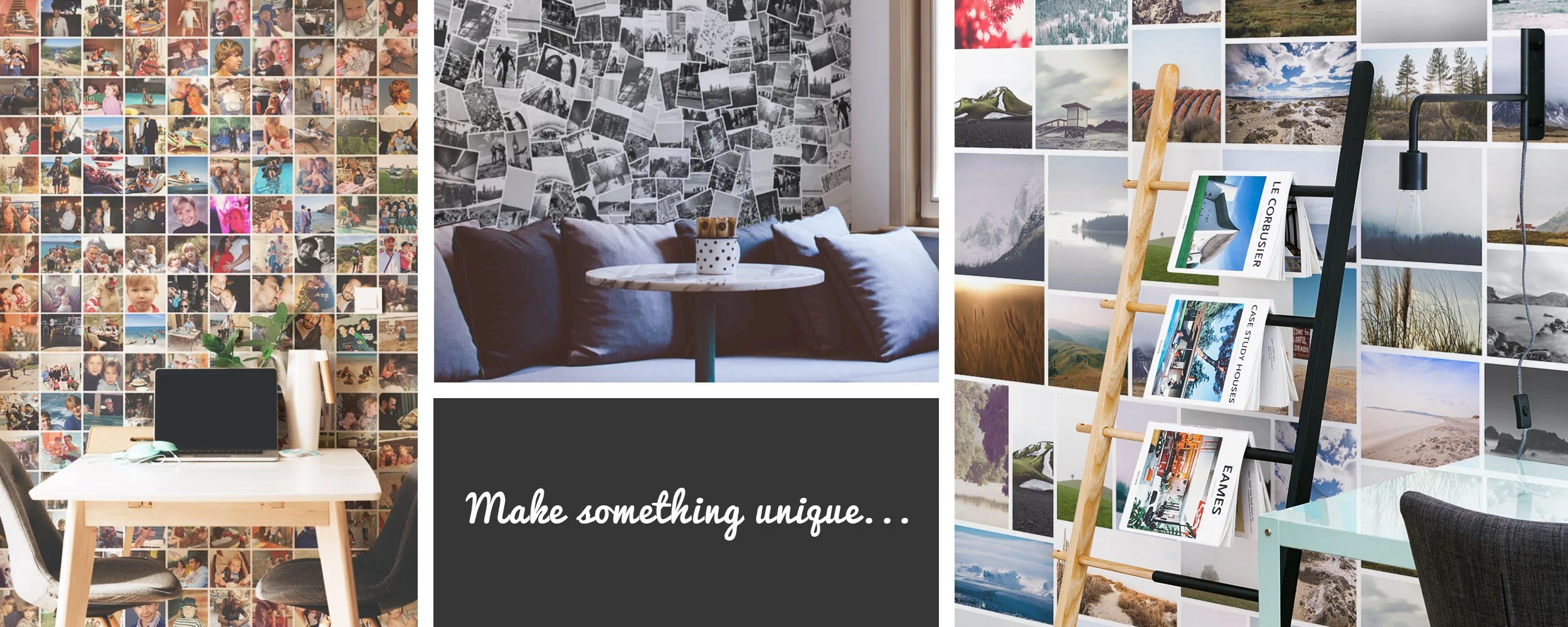 Collage Fotos Create A Collage Mural Custom Wall Murals Eazywallz