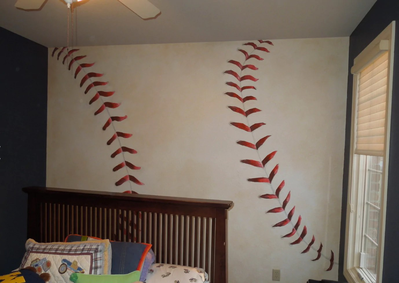Pictures Wall Decor Ideas Play Ball 5 Great Home Decor Wall Murals For The Start Of