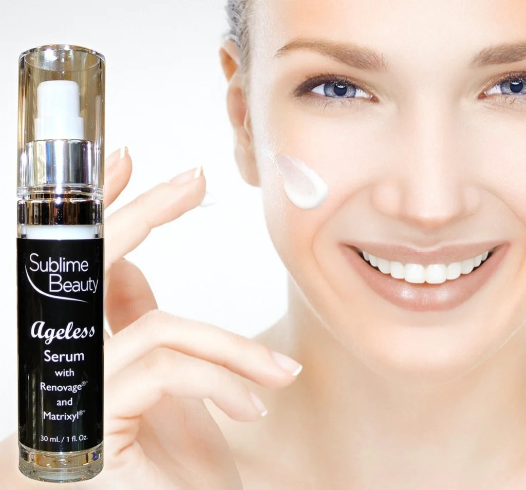 Ageless Serum Ageless Serum With Renovage And Matrixyl Sublime