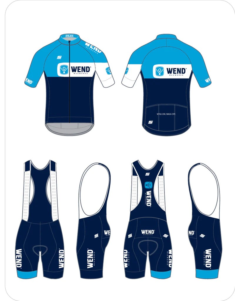 Cycling Clothing Wend Cycling Kit