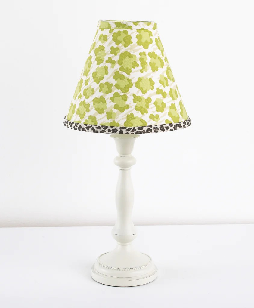 Animal Lamp For Nursery Lamp Animal Print Here Kitty Collection