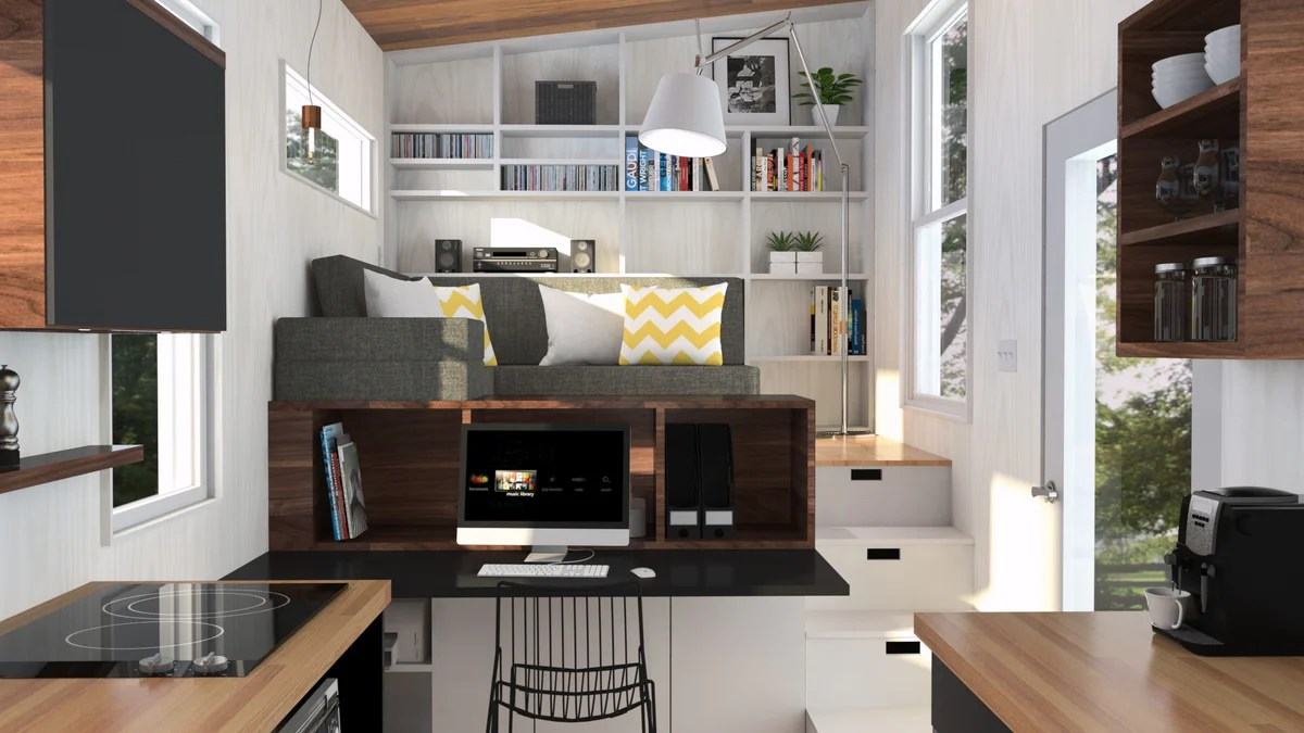 Tiny House Interieur The Tiny House Movement Part 2 Atelier Praxis Project Us Coutumes