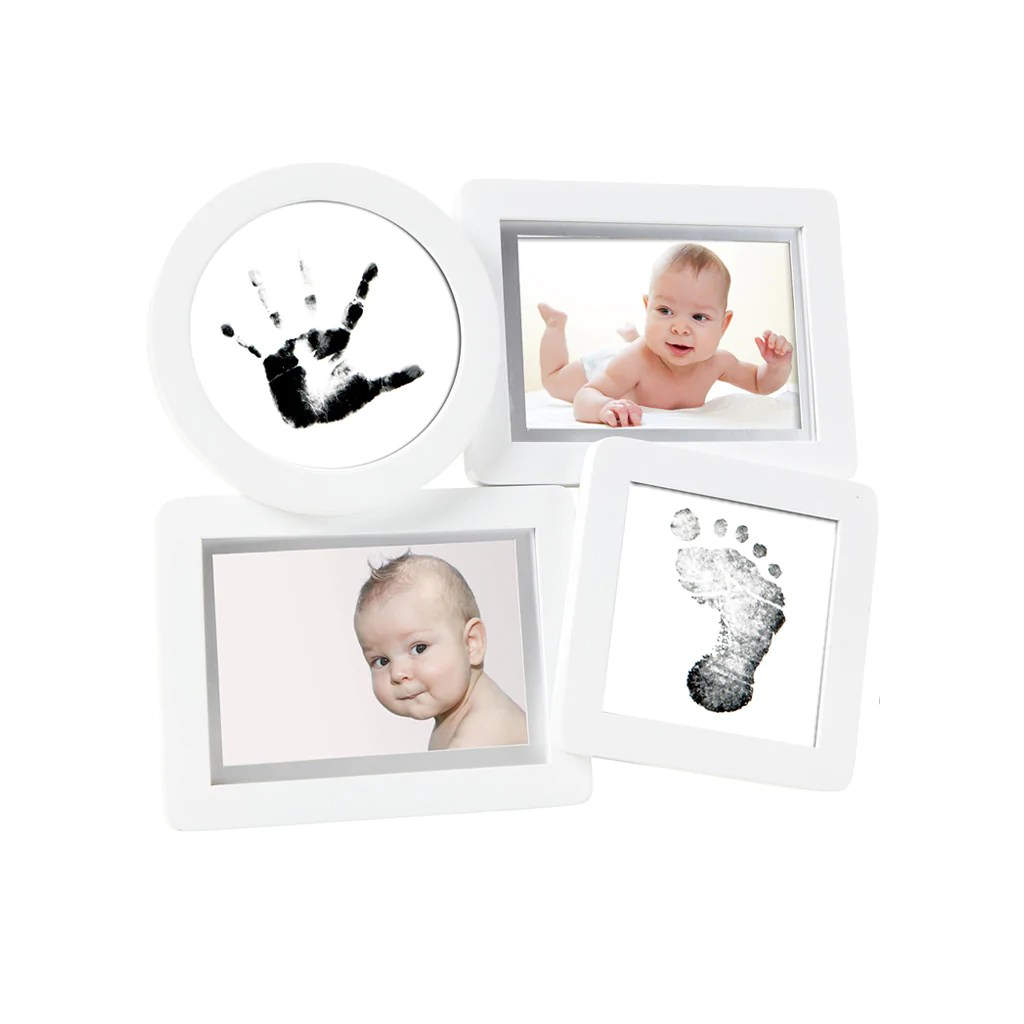Montage Photo Cadre Multiple Babyprints Collage Frame