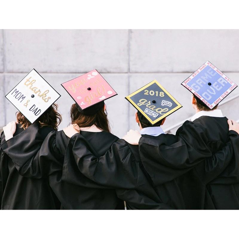 Large Of Graduation Cap Decoration Kit