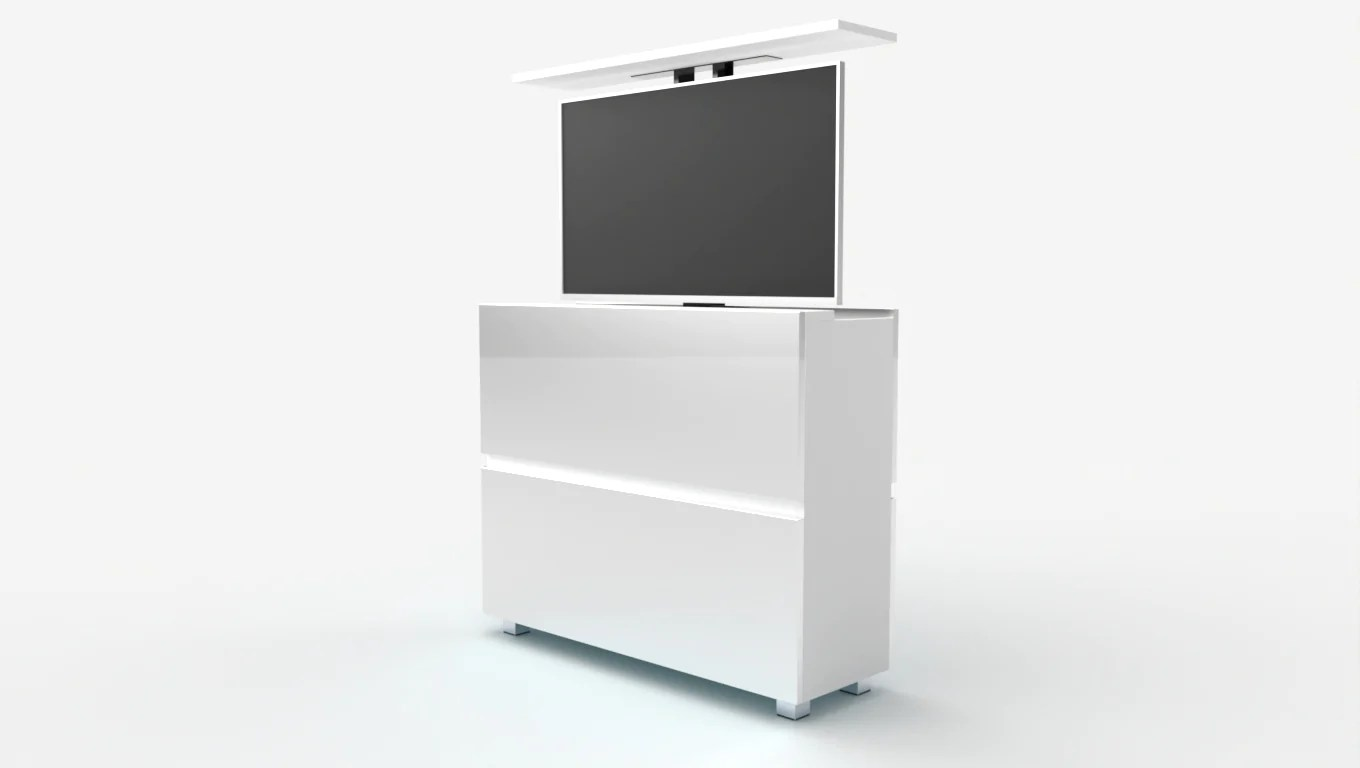 Tv Lift Kommode Sl 43 Zoll Zoll Möbeldesign