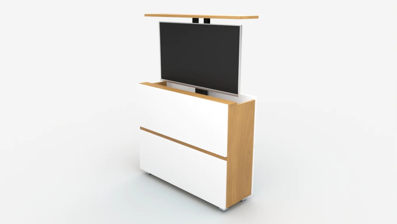Tv Lift Kommode Sl 55 Zoll Zoll Möbeldesign
