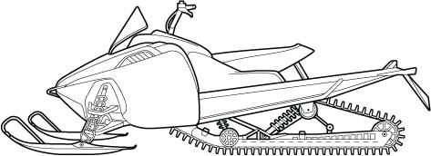 polaris snowmobile ledningsdiagram