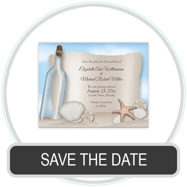 Shop for Save the Date Cards at Artistically Invited