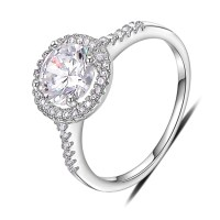 Traditional Promise Ring  Florence Scovel
