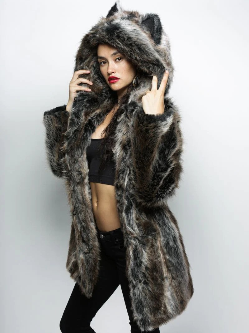 Fur Womens Spirithoods Womens All
