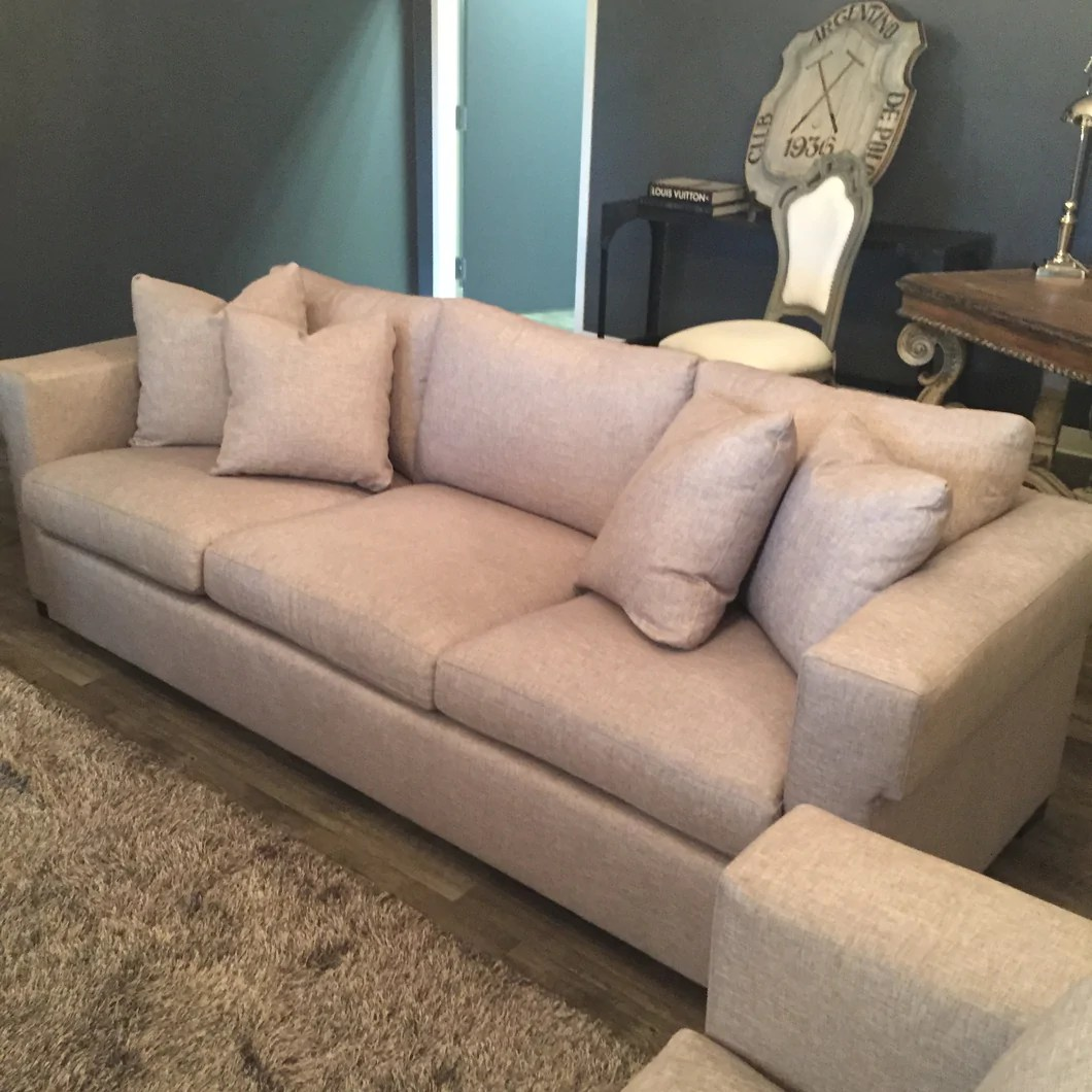 Square Sofa Square Arm Sofa
