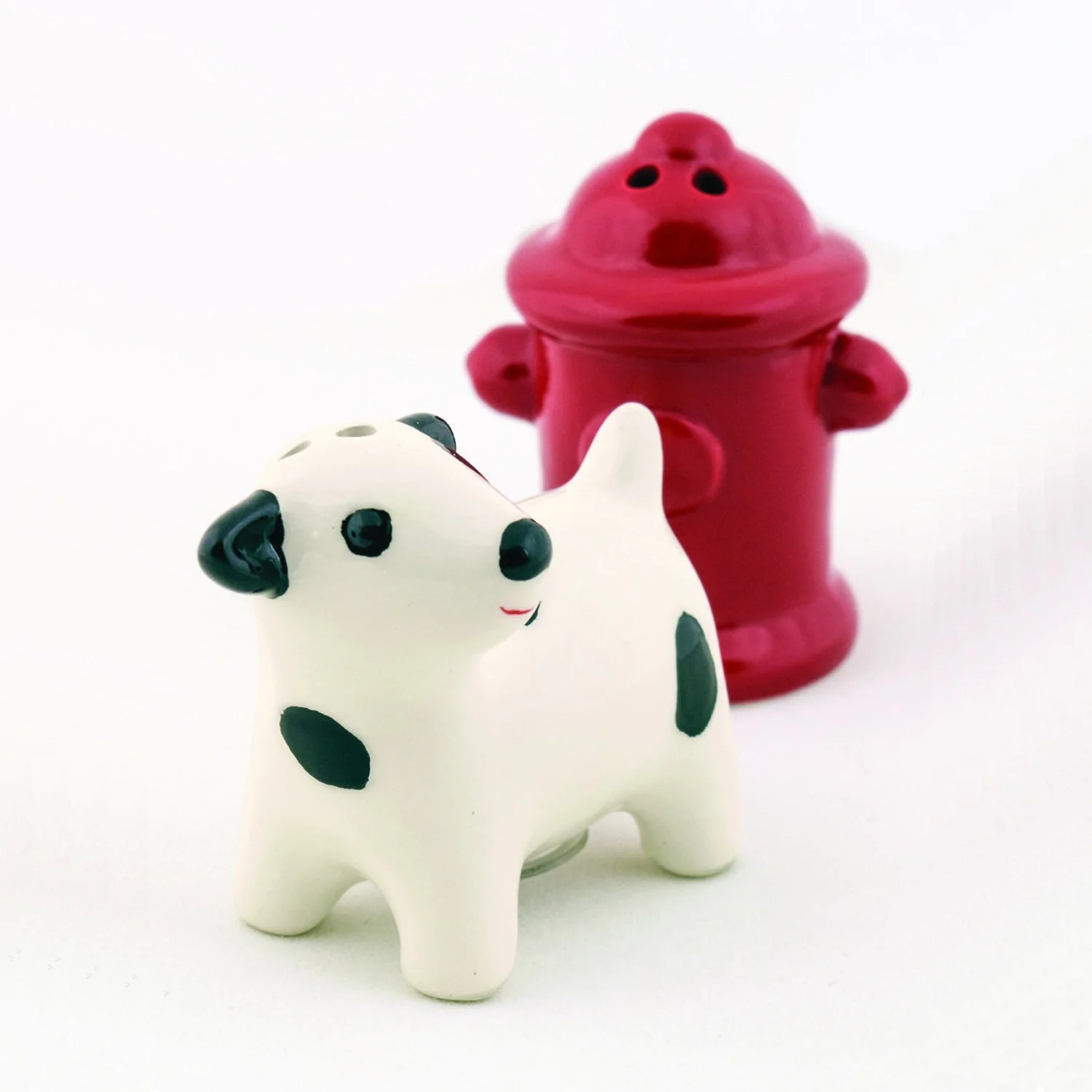 Cheap Salt Shakers Dog Ceramic Salt And Pepper Shakers Dii Design Imports