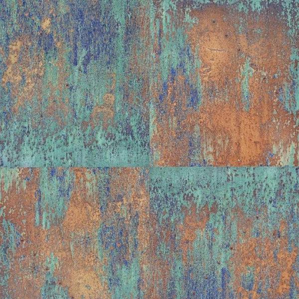 Black Glitter Wallpaper As Creation Wallpaper Neue Bude Oxidized Copper 36118
