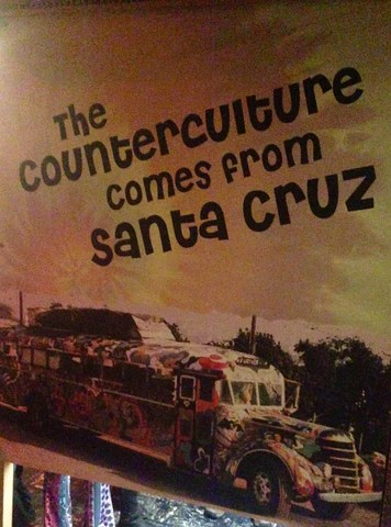Counter Culture Comes From Santa Cruz With The Furthur Bus and Merry Pranksters